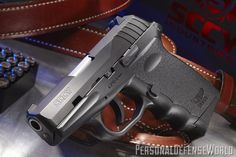 SCCY CPX-2 9mm - Personal Defense World
