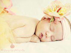 Newborn photography - Newborn Poses Newborn portraits tutu prop