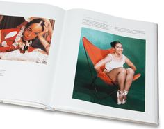 Dance legends - and cousins! - Carmen de Lavallade (right) and Janet Collins in my new coffeetable book 'Vintage Black Glamour' published by Rocket 88 Books!