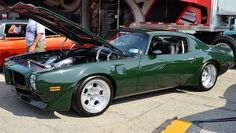 1973 Retro T/A Mean and Green