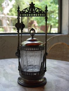 1800's pickle jar
