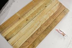 DIY Project: Wood Table For Product Photography - DIY Photography