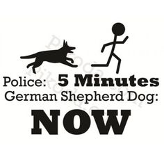 german shepherd embroidery designs | German Shepherd Police Inspired T-Shirt Pikoda