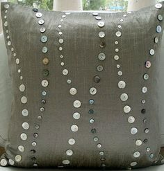DIY Ways to Embellish Your Pillows