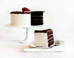 Best Chocolate Cake - I Am Baker