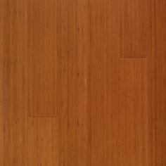 Click HDF Bamboo 8mm Vertical Amber