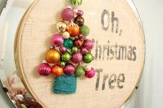 Oh, Christmas Tree Wreath!  http://www.52mantels.com/2011/12/oh-christmas-tree-wreath.html
