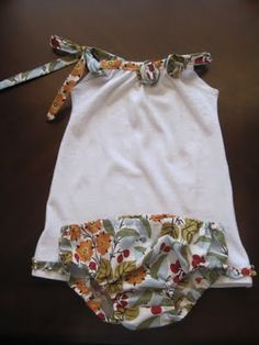 a sweet little outfit