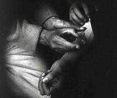 Morphine Injection scene from El Puno de Hierro. (1927)