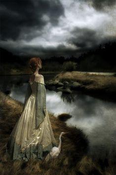 Fairy-tale like.
