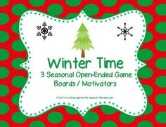 Free Printable Christmas Games