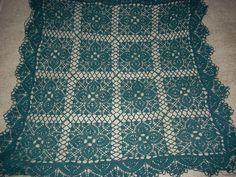 Spanish Tablecloth Herbert Niebling Free Pattern