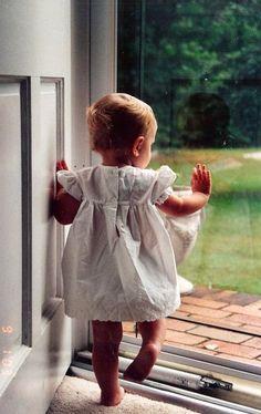 window, children