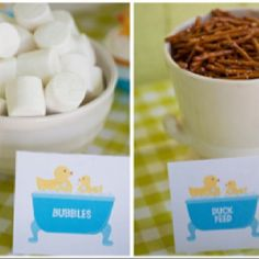 Food ideas rubber ducky party, birthday parties, food idea, shower foods, birthday party foods, 1st birthdays, finger food, birthday ideas, rubber ducks