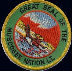 Muscogee Creek Nation Seal