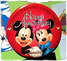 Celebrate Your Anniversary at Disney World