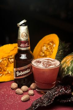 Thanksgiving Cocktail: Spiced Bohemia