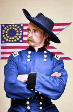 Gen. Custer 1865