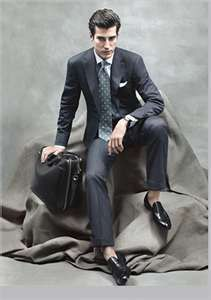 classic italian style for the well dressed man