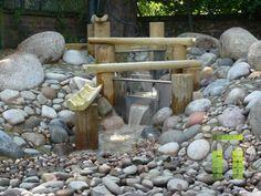 water play stream
