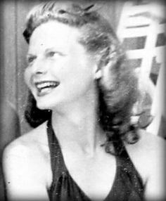 My Mother 1940 probably just after her college years