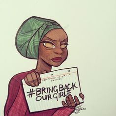 #BringBackOurGirls - Education is not a crime