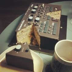 manishikuma:  I ate my monotribe (Taken with Instagram)