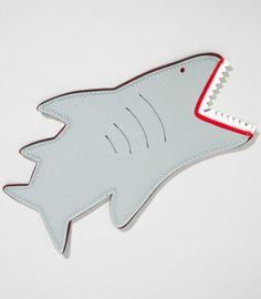 Shark Bite Oven Mitt