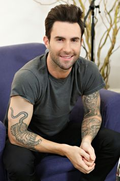 The Levine biceps.
