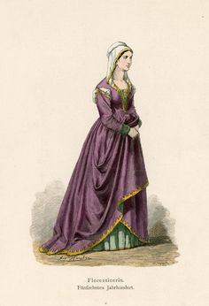 15th Century Clothing | http://www.cloakedanddaggered.com/