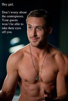 You always know the right thing to say, Ryan Gosling. #sbpinterestcontest