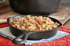 Spicy Black Eyed Peas