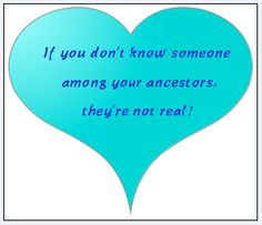 """Read more on the GenealogyBank blog: """"Why Do You Love Genealogy?"""" http://blog.genealogybank.com/why-do-you-love-genealogy.html"""