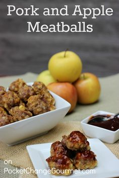 Pork and Apple Meatb