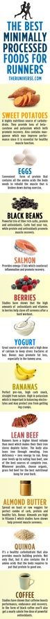 foods for runners