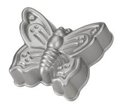 Amazon.com: Nordic Ware Butterfly Cake Pan: Kitchen & Dining