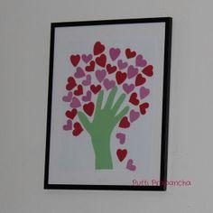 Hearts Tree !!! ~ Putti's World -kids-activities