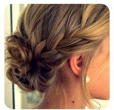 bridesmaid hair updo braid, wedding hairs, bridesmaid updos hairstyles, beauti, wedding hair updo bridesmaid, bridesmaids updos, wedding hair updo plait, bridesmaid hairstyles, bridesmaid updo braid