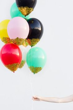 balloon decorations, dip balloon