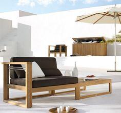 Outdoor Furniture Plan