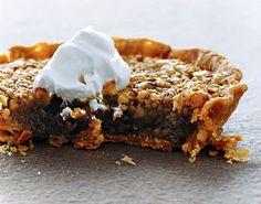 Maple Sugar Tartlets Recipe  at Epicurious.com