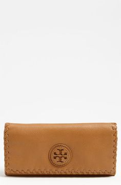 Tory Burch 'Marion' Envelope Continental Wallet