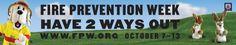 2012 Fire Prevention week!