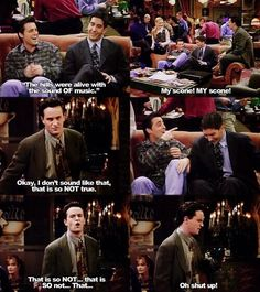 I want my own Chandler <3