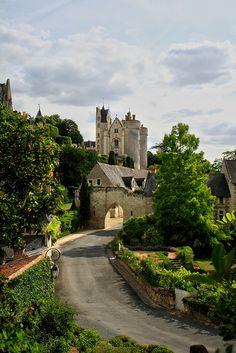 Château de Montreuil Bellay, France