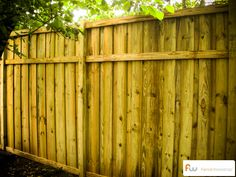 8 Foot Fence