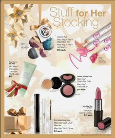 It is never too early to start shopping for Christmas! Www.marykay.com/vanessamckenzie