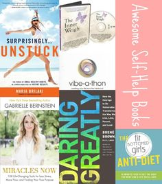 Need a boost? These books (and a movie!) are hippity-dippity, sure, be we love 'em for getting motivated and happy! | via @Harriet Adkins Bottomed Girls