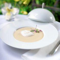 Royal Caribbean recipe for  Sunchoke (Jerusalem artichokes) Soup