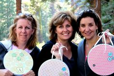 moddy bee: girls camp crafting!